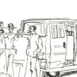 Déchargement camion en BRETAGNE (29)